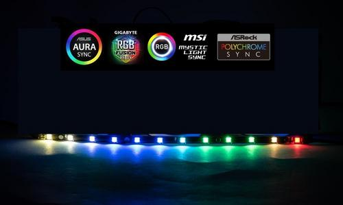 1stCOOL LED pásek RAINBOW-RGB-STRIP - AGEMcz