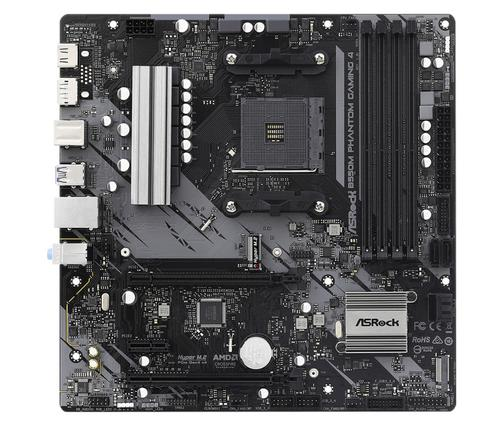 ASROCK MB B550M PHANTOM GAMING 4 - AGEMcz