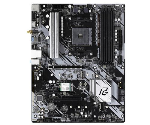 ASROCK MB B550 PHANTOM GAMING 4/AC - AGEMcz